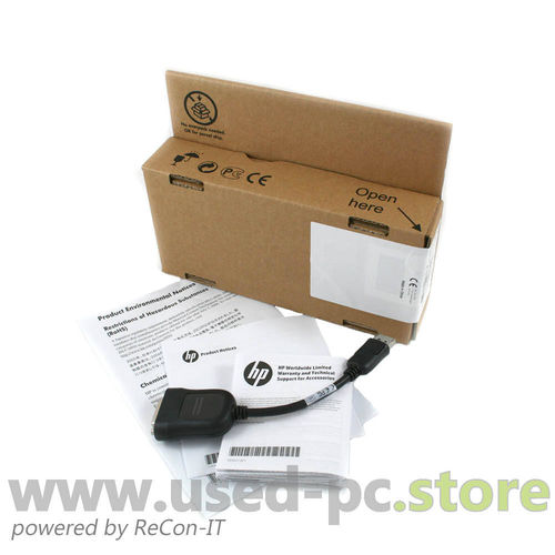 HP DisplayPort zu DVI-D Adapter